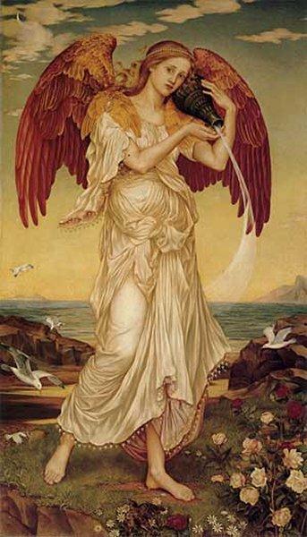 Afrodite, la dea della Bellezza e dell'Amore. Eos